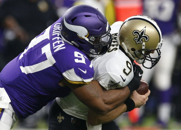 Vikings Star DE Everson Griffen Threatened to Shoot Someone at Hotel