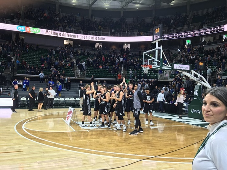 West Ottawa Advances to State Finals