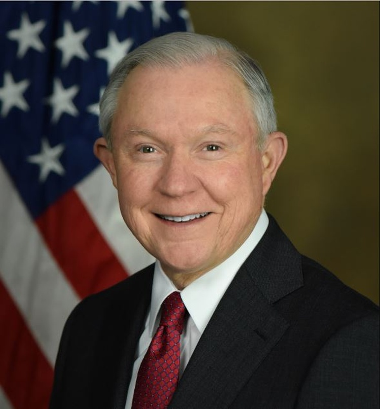 Jeff Sessions Testifies Before Senate Committee
