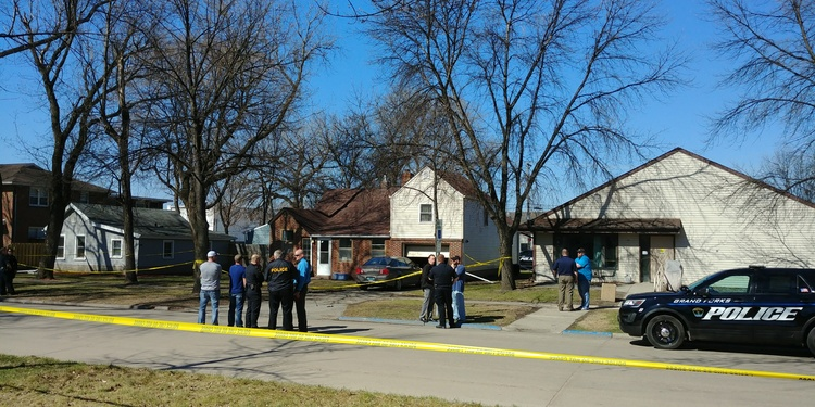 Four found dead in Grand Forks home