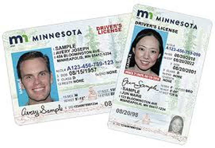 Minnesota For Kqds New Drivers Licenses Design News 95