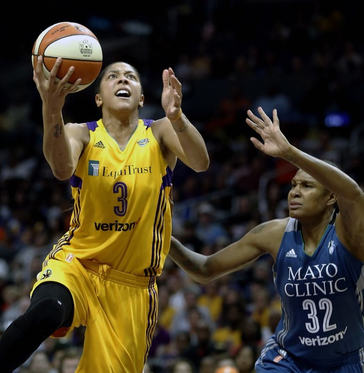 Augustus & Fowles Named 2018 WNBA All-Stars