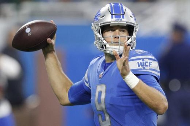 Matthew Stafford's wife fans flames amid Lions trade rumors