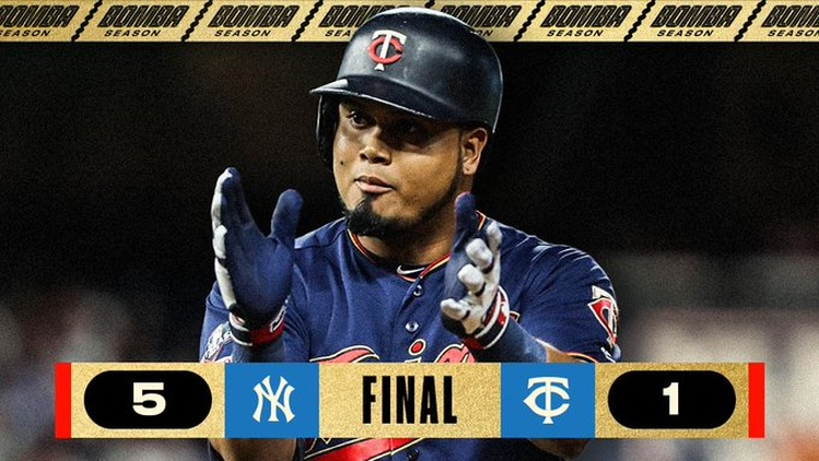 Yankees Look to Close Out the Twins - ESPN 98.1 FM
