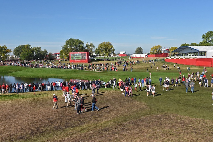 Ryder Cup to move to 2021
