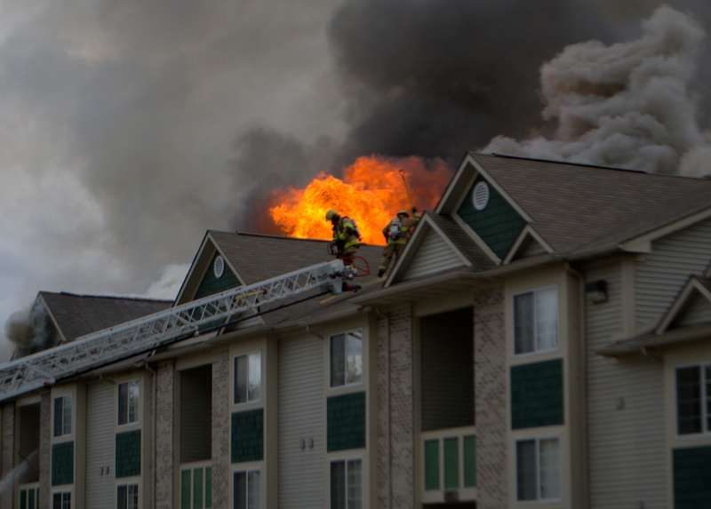 ... Fire At Clearview Apartments In Holland October 10, 2012 U2014 Photo 32 ...