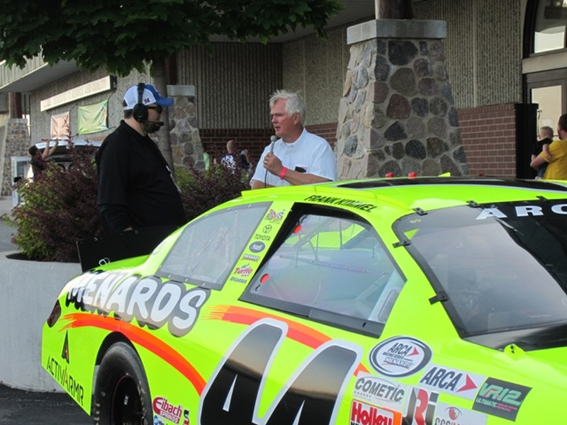 Photos: On Location At Menards w/ Road America | 106 5 The Buzz