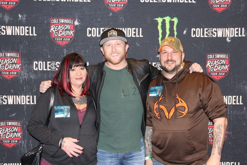 Photos: Cole Swindell meet n greets | Big Country 92 5