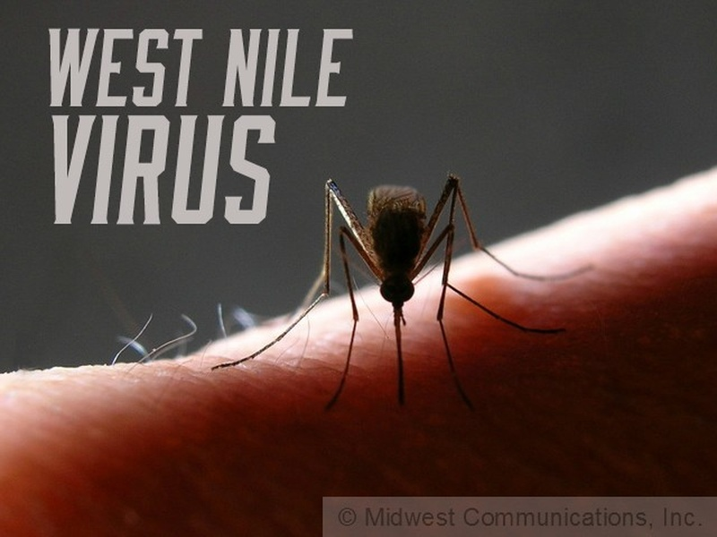 West Nile virus confirmed in county sample