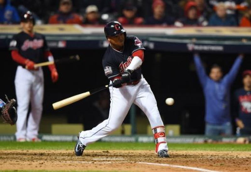 Jose Ramirez, Cleveland Indians batter, sweep Detroit Tigers, 11-1